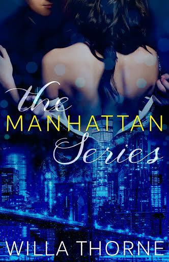 Manhattan series Ebook Cover