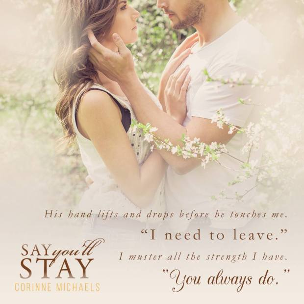 Say You'll Stay Teaser 2