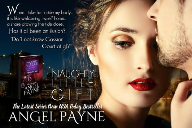 Naughty Little gift teaser