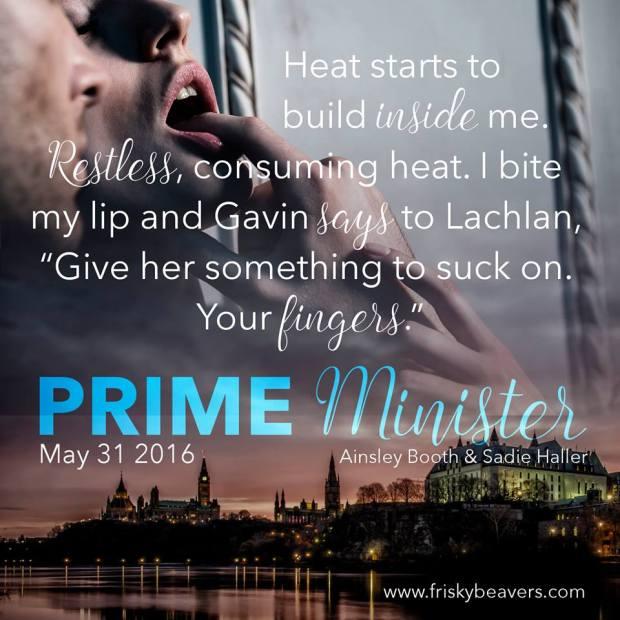 Prime Miniter Lachlan