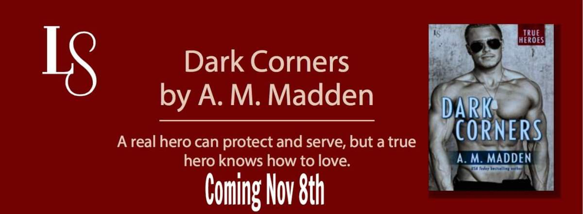 Review - Dark Corners by A.M. Madden