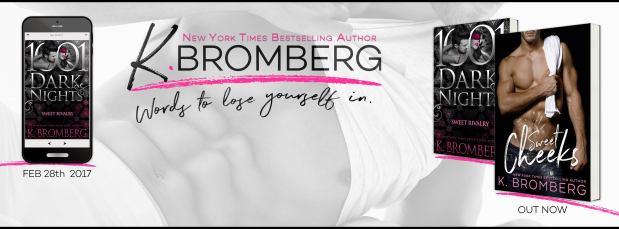 K Bromberg Banner