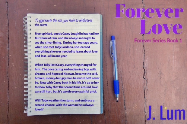 Forever Love Blurb-Final