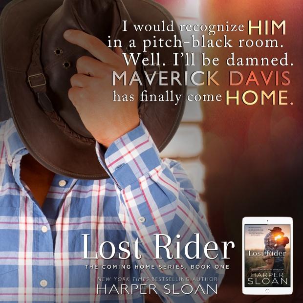 Lost Rider teaser