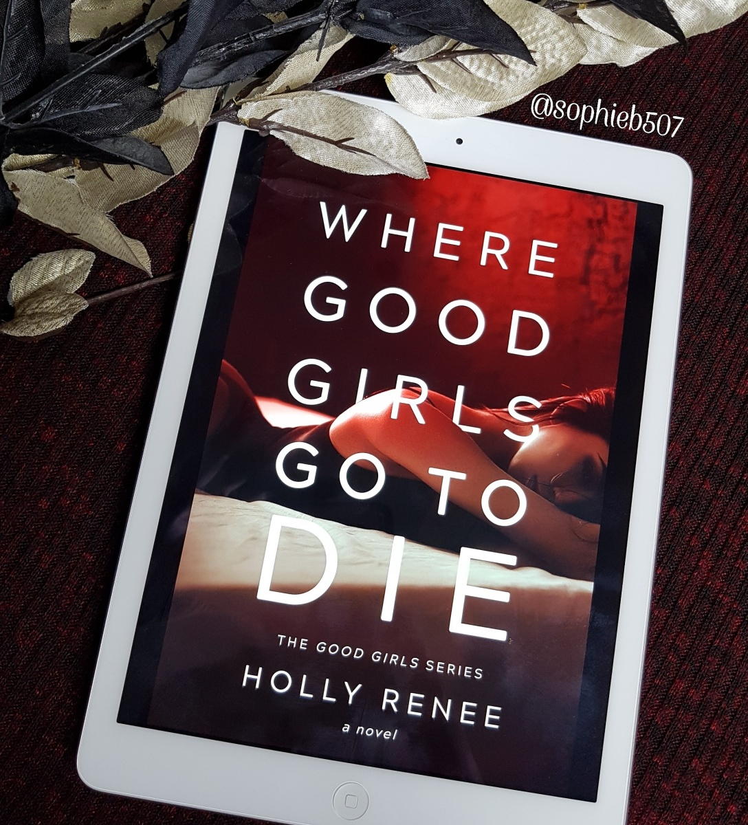 Review - Where Good Girls Go To Die by Holly Renee