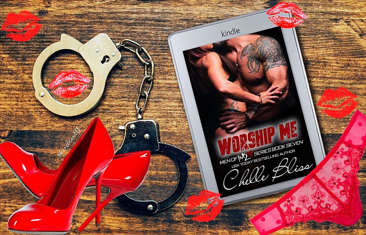 Review - Worship Me by Chelle Bliss