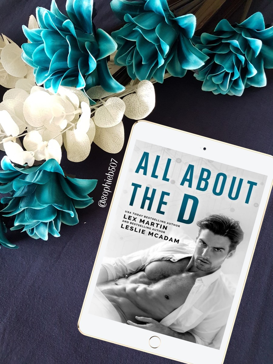 Review - All About The D by Leslie McAdam & Lex Martin