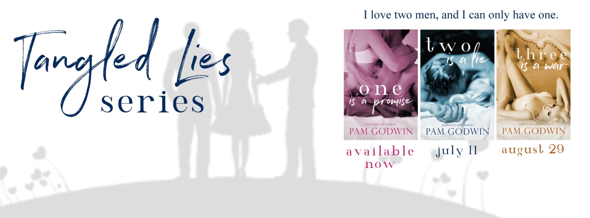 Review- One Is A Lie by Pam Godwin