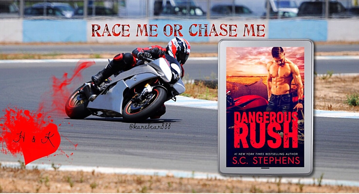 Review - Dangerous Rush by S.C. Stephens