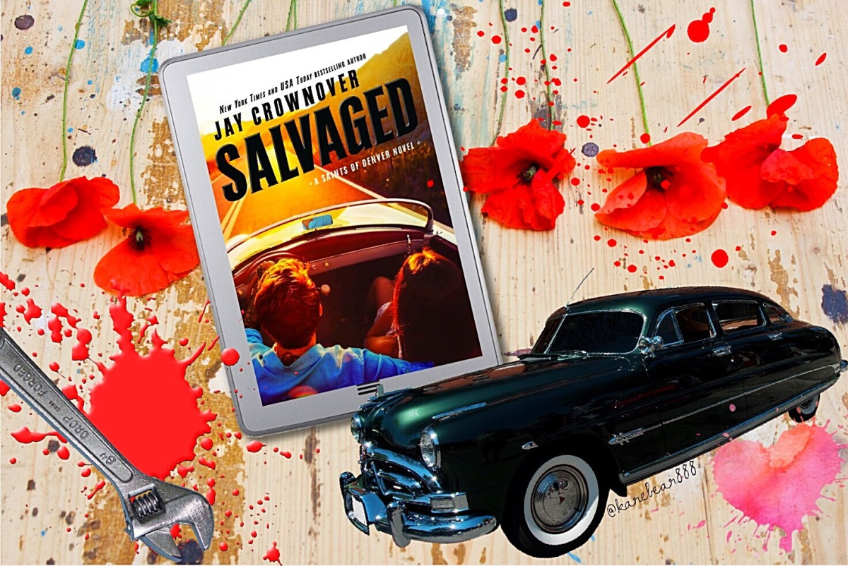 Review - Salvaged by Jay Crownover