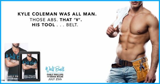Well Built tool belt teaser