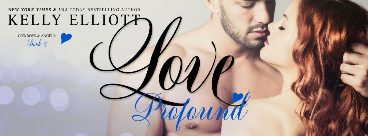 REVIEW ~ LOVE PROFOUND By KELLY ELLIOTT