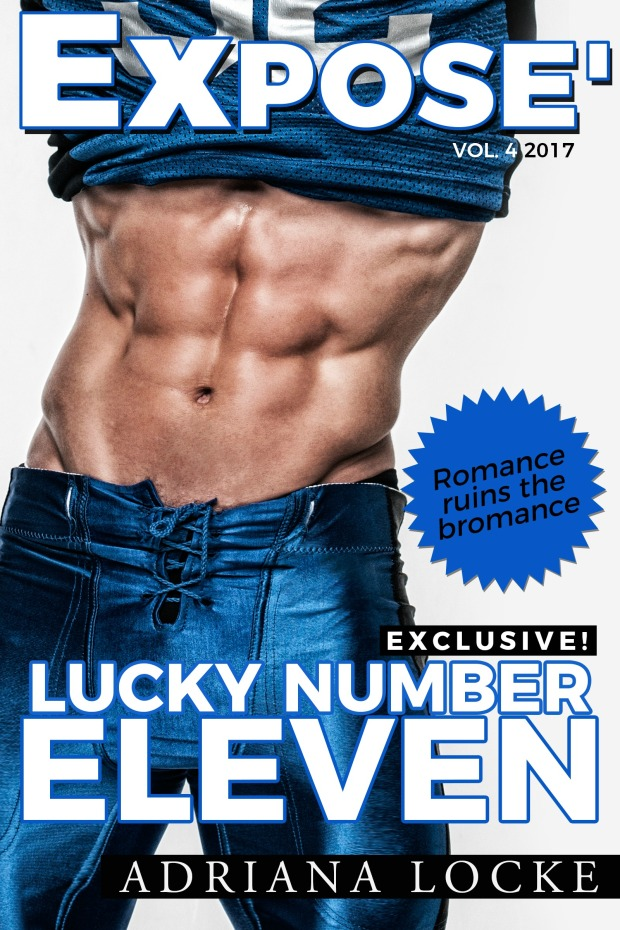 Lucky Number Eleven Ebook Cover