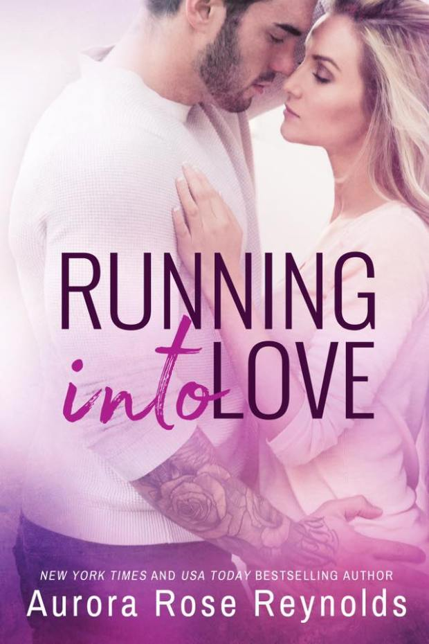 Running Into Love cover