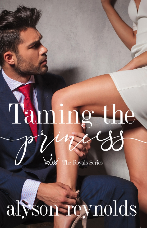 Taming the Princess - Front Cover