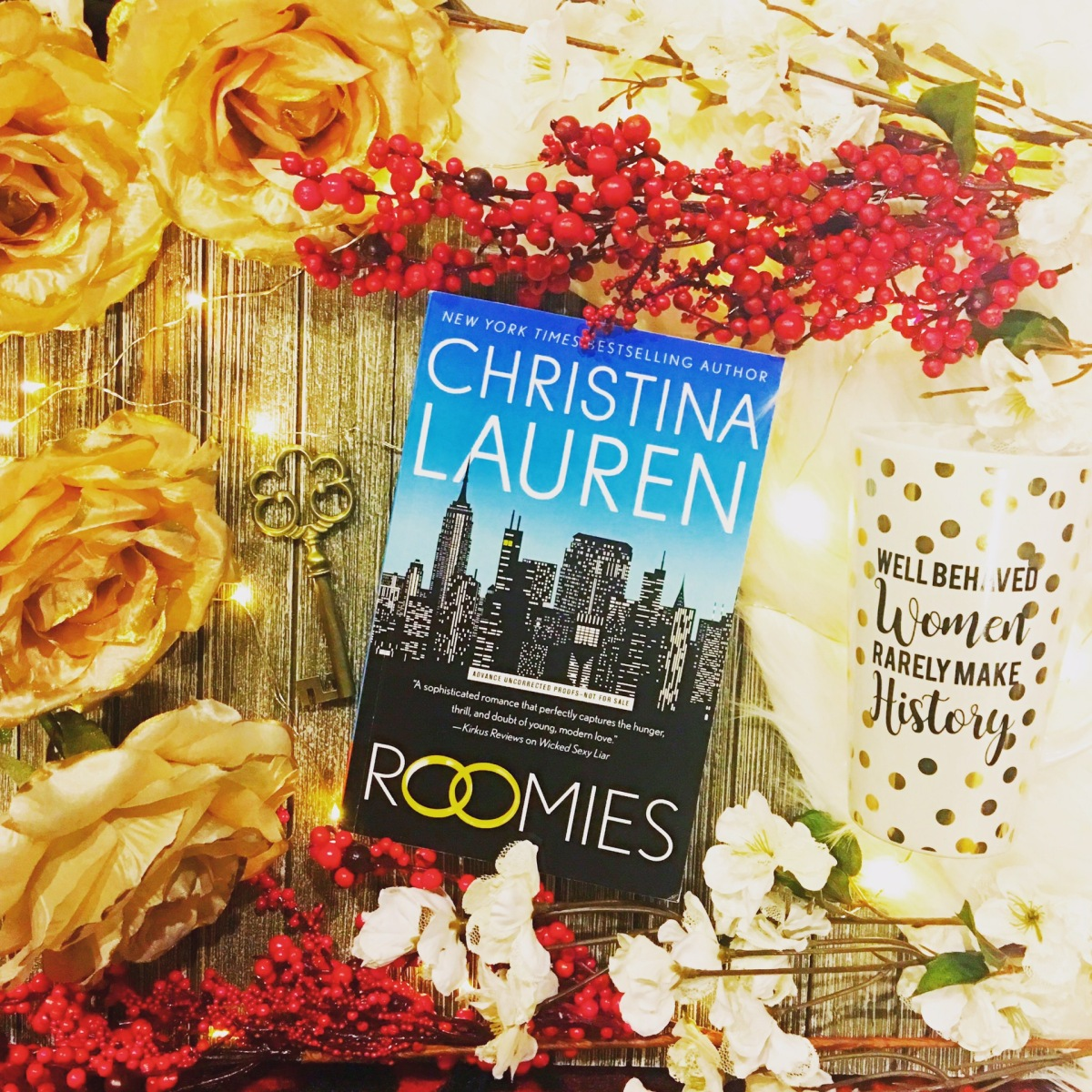 Review - ROOMIES by Christina Lauren