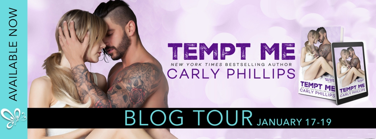 Review - Tempt Me by Carly Phillips