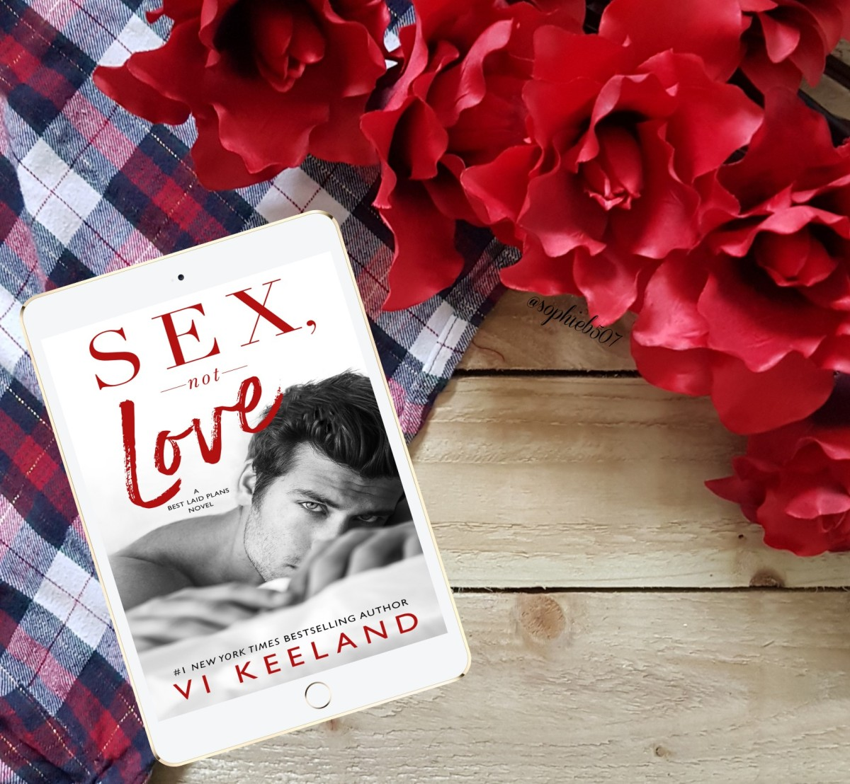 Review - Sex, Not Love by Vi Keeland