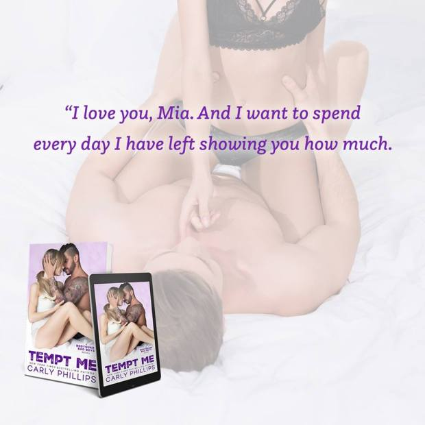 Tempt Me FB teaser