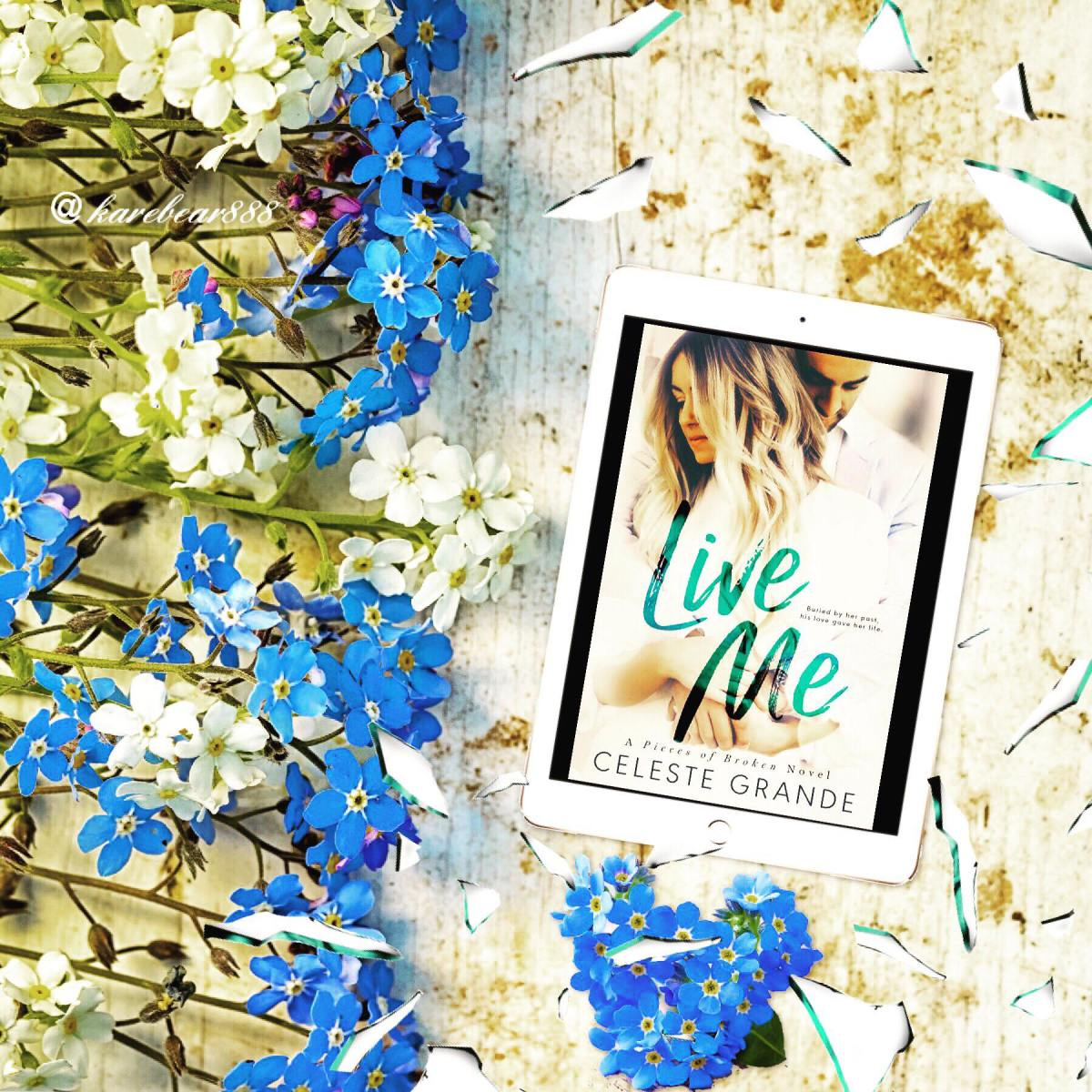 Review - Live Me by Celeste Grande