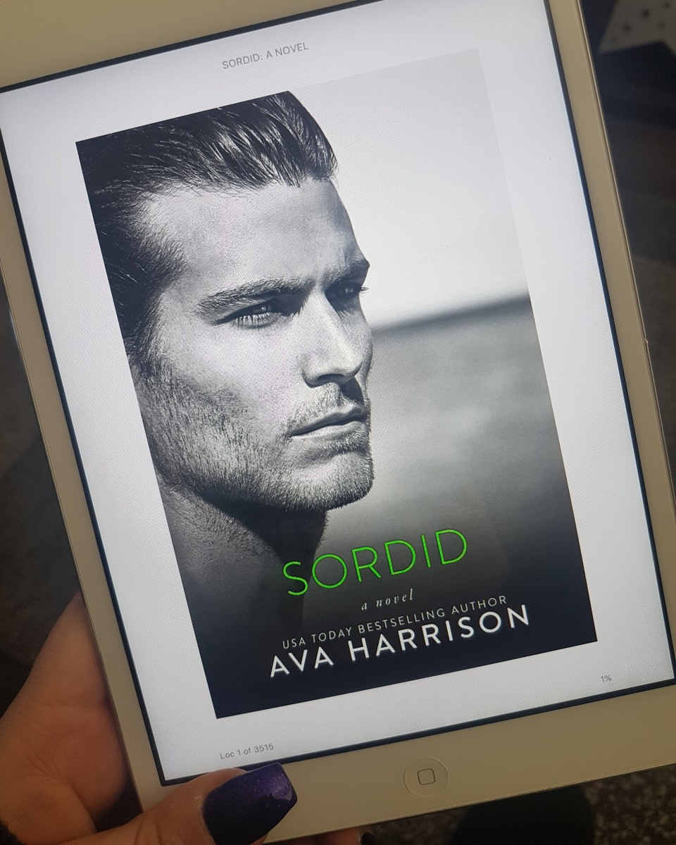 REVIEW - Sordid by Ava Harrison
