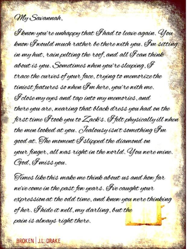 Love Letter _JL Drake
