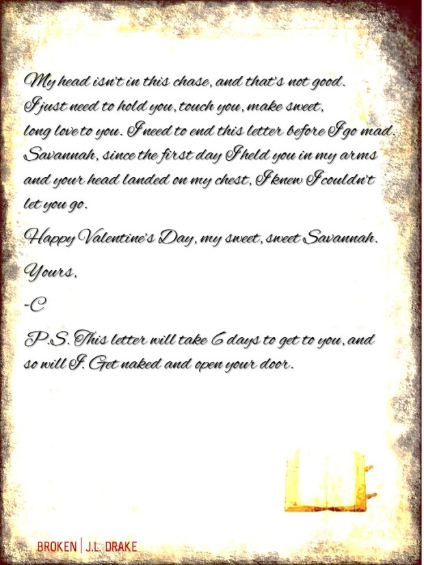 Love Letter _JL Drake3