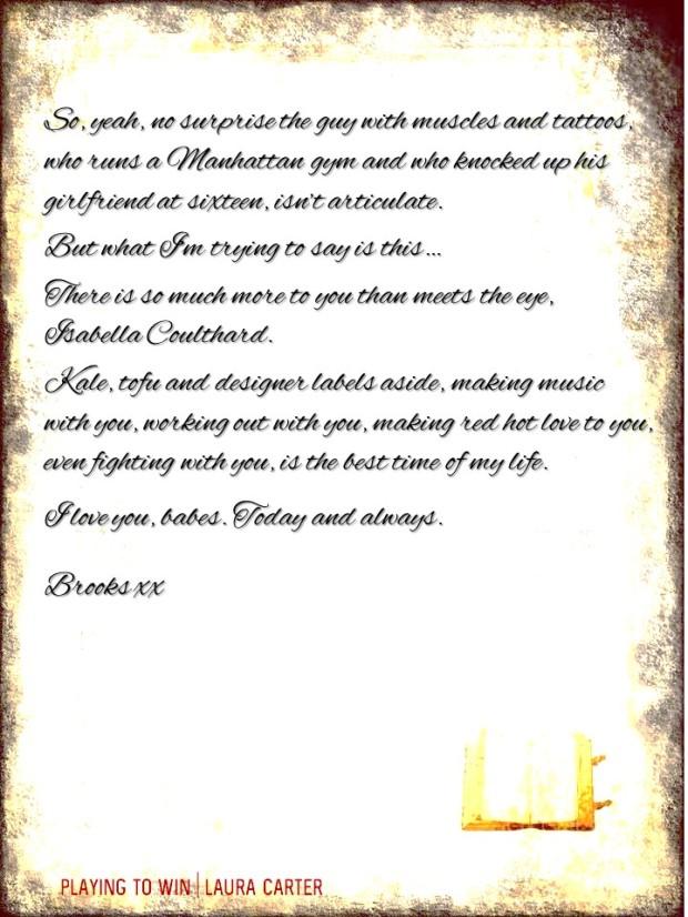 Love Letter _Laura Carter2