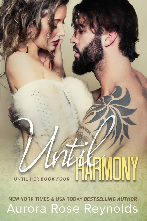 Until Harmony Ebook Cover