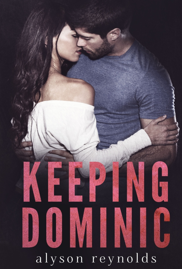 KeepingDominic_Front Cover