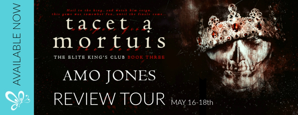Review - Tacet A Mortuis by Amo Jones