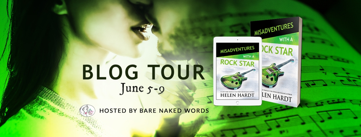 Review - Misadventures With A Rock Star by Helen Hardt