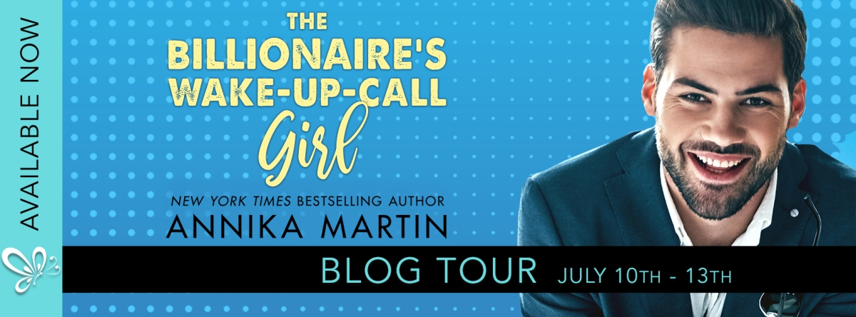 Review - Billionaire Wake Up Call Girl by Annika Martin