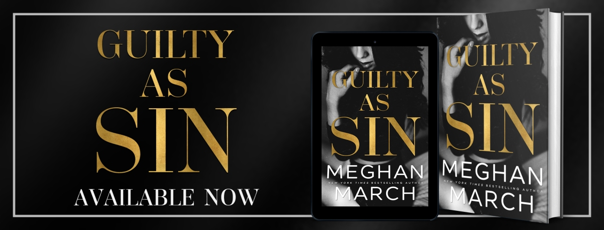 Review - Guilty As Sin by Meghan March