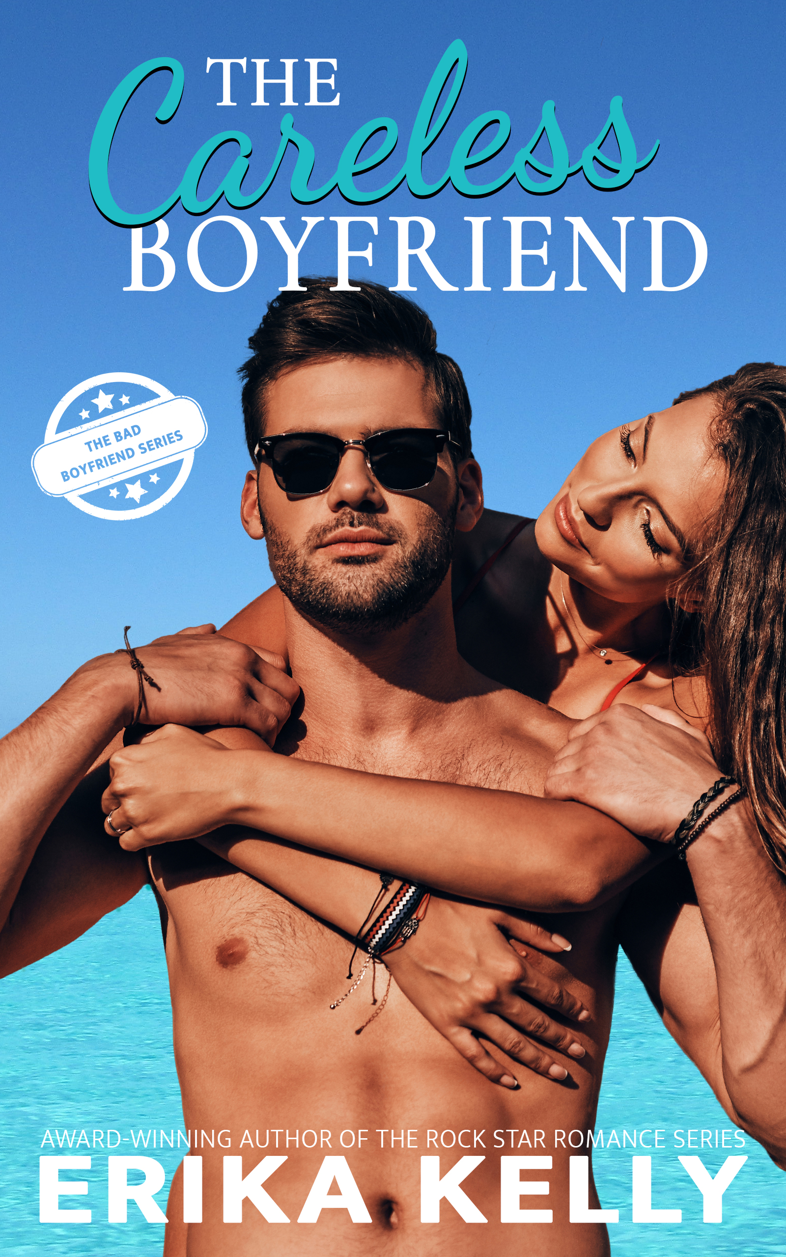 The Careless Boyfriend new cover